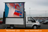 Trcuk extérieur d'intérieur/écran Afficheur LED de mobile/remorque/panneau/signe/mur visuel