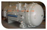autoclave certificada Ce de 3000X6000m m China Composited para la fibra de vidrio