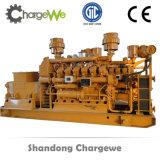 Aprovado pela CE 50Hz/60Hz 400V/230V 500kVA 400kw gerador de gás natural