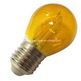 E27 G45 Beleuchtung des Kugel-Fühler Epistar Heizfaden-LED