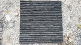 طبيعيّ أسود أردواز مرويت كومة حجارة ([سّس-39])