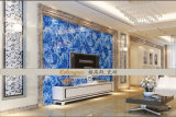Barrier Decoration/Marble/Stone/Tile/TV Decoration/Blue Porcelain Ceramic barrier Tile
