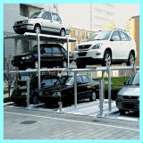 Pfosten-unterirdisch vertikales automatisiertes Auto-Parkhaus der Vertiefung-4 (CER)