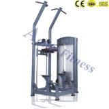 Fácil de DIP-Chin/Auxiliar de DIP-Chin Máquina Fitness