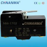 15gw21-B Short o tipo interruptor da alavanca do rolo de Hinger do micro