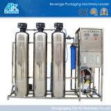 Le double présente le système de traitement des eaux (AK)