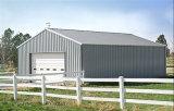 Vorfabriziertes helles Stahlkonstruktion-Bauernhof-Lager (KXD-SSB129)