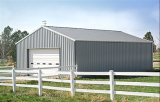 Prefabricated 가벼운 강철 구조물 농장 헛간 창고 (KXD-SSB129)