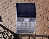 preço de fábrica do sensor de movimentos PIR DVR CCTV Solar Luz de Segurança