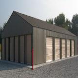 Edificio de estructura metálica prefabricada (KXD-SSB1203)