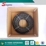 Corte de concreto de alta qualidade fabricada pela China em aço diamantado para mercado indiano