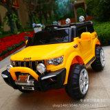 Carros elétricos das crianças de controle remoto de quatro rodas novas de Quattro