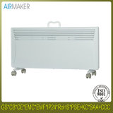 preço de fábrica Convector Painel de Pré-aquecedor eléctrico 750W/1250w/2000W com SAA/GS/CE