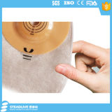 Safety One Piece Convex Ostomy Bolsa para Ostomates