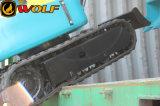 Miniexkavator des Wolf-We08 0.8t mit Preis