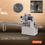 مصنع سعر جيّدة آليّة دفع [ستينلسّ] فولاذ جهاز غسل لفاف آلة