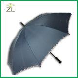 L'Europe cadeau populaire ouvrir automatiquement le parcours de golf de la vente à chaud de la Chine de gros parapluie avec logo personnalisé Imprimer