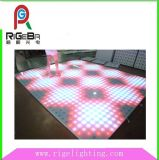 Luz vendedora caliente LED Dance Floor de la etapa de los 60X60cm LED Digital