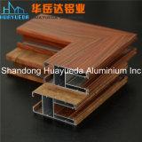Perfiles de aluminio recubiertos de polvo / Aluminio para ventanas correderas