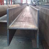 ハイウェイの柵のための高品質の鉄骨構造の部品