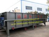 De Separator van de Oprichting van de lucht in het Project van de Behandeling van het Afvalwater van de Olie