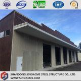 Estructura de acero prefabricados Sinoacme Edificio de estacionamiento de autos