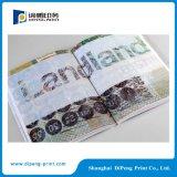 Perfecte Band Vier van de Leverancier van China de Druk van de Catalogus van de Kleur