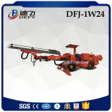 Völlig hydraulische riesige Bohrmaschine für Gruben-Sprenglöcher