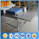 Machine d'impression de transfert thermique de sublimation de tissu de grand format de promotion