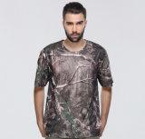 여름 건조한 적합 호리호리한 t-셔츠를 착용하 저항하는 둥근 목 간결 소매를 인쇄하는 최신 판매 승화
