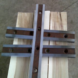 lâmina 6crw2si material para a máquina de corte