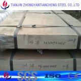 Chapa de aço DIN1.4539 inoxidável frente e verso super laminada a alta temperatura no aço inoxidável resistente à corrosão
