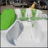 La Cina Fashionable Pleasure Boat con Ce Approved