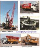 Engranajes que matan los rodamientos R11-79e3 de la placa giratoria de los rodamientos de rodillos de Rotek de los rodamientos de los anillos para los vehículos, grúas, excavadores