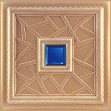 панель стены 1038-10 PU 3D кожаный для самомоднейшего нутряного украшения