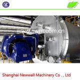 60t/hora secador de escoria con gas