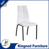 Цветастый стул столовой PU, кожаный обедая стул