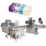 Machine d'emballage en tissu de serviette avec presse-papiers en tissu de poche