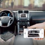 Navigation de véhicule de tige de miroir pour l'écran Miracast de moulage de Toyota