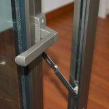 Finestra di alluminio della stoffa per tendine di profilo di alta qualità con la multi serratura di punto K03067
