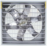 ventilateur d'obturateur de la ventilation 380V