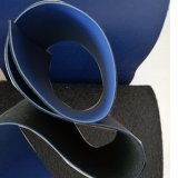 Couro artificial com equipamento palito de couro de PVC multicor