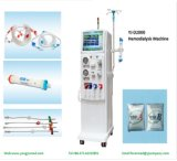 Insuficiencia Renal médicos clínicos paciente usa máquina de hemodiálisis Yj-D2000