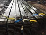 Usage en acier rectangulaire 200X50X8mm pour fabrication de machines