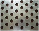 ISOによって証明される上塗を施してある穴があいた金属の穴があいた金属は一致する