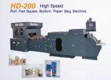 Bolsa de papel que hace la máquina para bolsas de Kfc