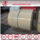 La Chine a enduit la bobine d'une première couche de peinture en acier galvanisée de la ride PPGI