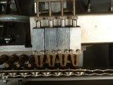 Llenador y sellador de la ampolla de 4 pistas