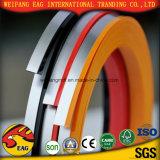 Borda de borda do PVC da alta qualidade 1mm para gabinetes