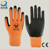 U3 Natrile покрыло трудные защитные перчатки работы безопасности (N6026)